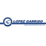 Logo oficial Lopez Garrido. Proveedor enganches.