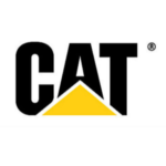 Logo oficial CAT. Proveedor enganches.