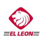 Logo oficial El Leon. Proveedor enganches.
