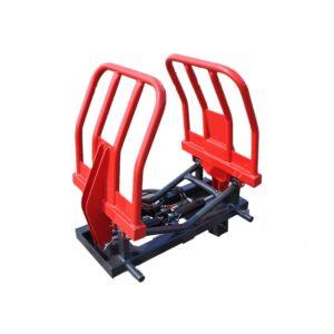 PPB180. Pinzas porta bolas. Accesorios para tractor, telescópica e industrial EURO-TLM.