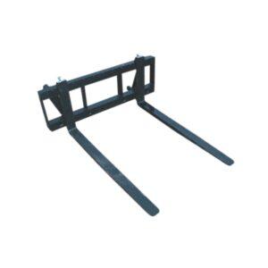 Pinza porta pallets. Equipos de elevación. Accesorios para tractor, telescópica e industrial EURO-TLM.